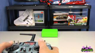 RC Helicopter Flight Tutorial-Learn To Fly
