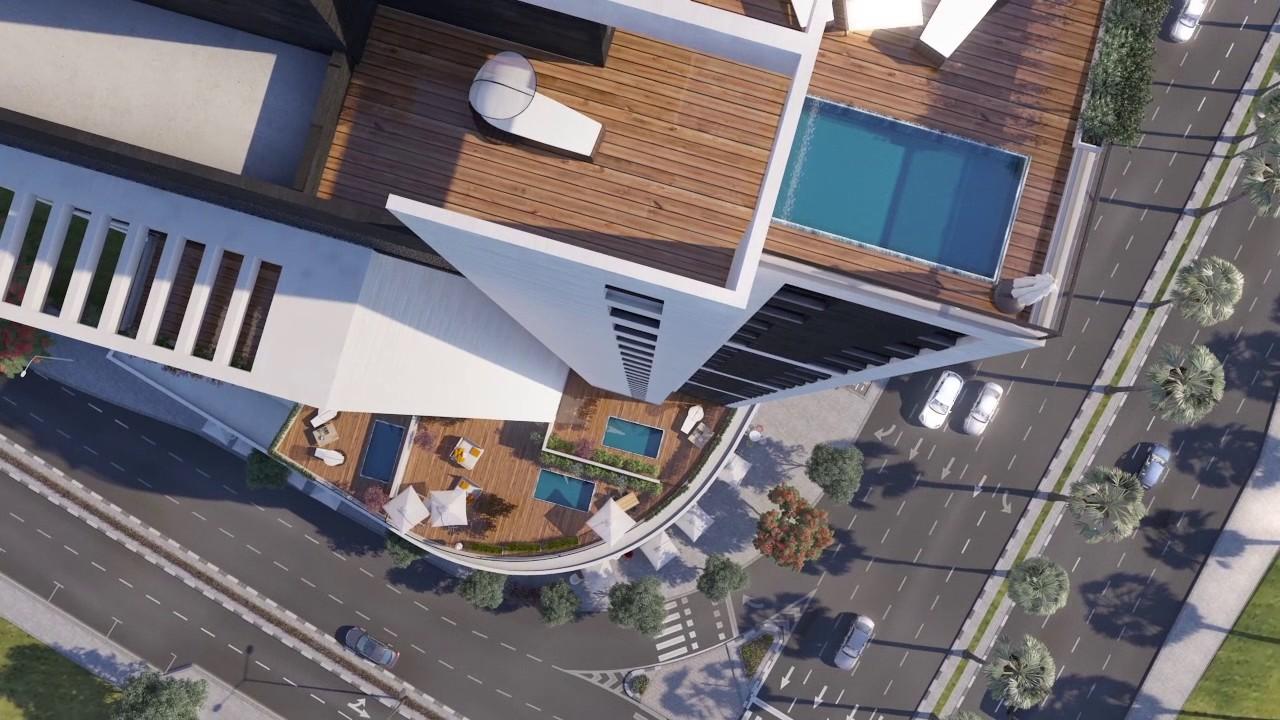 מדהים HOME & SEA בת ים מגדל בוטיק פארק הים - YouTube GT-71