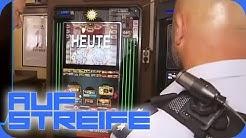 Familienunternehmen in Gefahr: Sind die Spielautomaten manipuliert? | Auf Streife | SAT.1