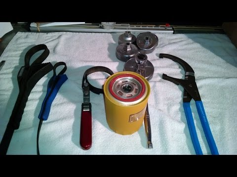 Tools oil filter wrench by froggy