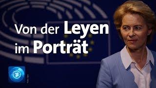 Ursula von der Leyen: Stationen ihrer politischen Karriere
