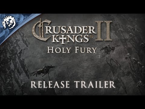 Crusader Kings II: Holy Fury - Release Trailer