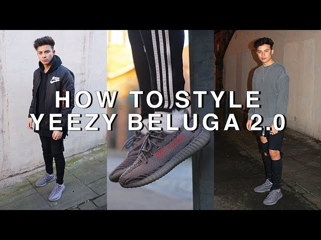 How to Style Yeezy V2s | Beluga 2.0