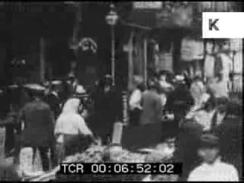 New York Lower East Side 1900s