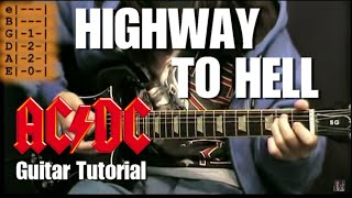 Highway to Hell - (AC/DC) Lesson