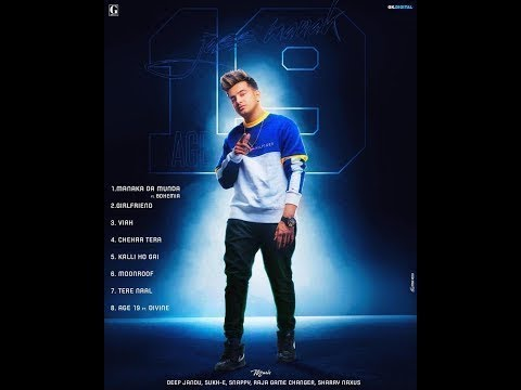 AGE 19 (FULL ALBUM) | JASS MANAK | GEET MP3 | Age 19 | TRAP BOOST INDIA | New Punjabi songs 2019