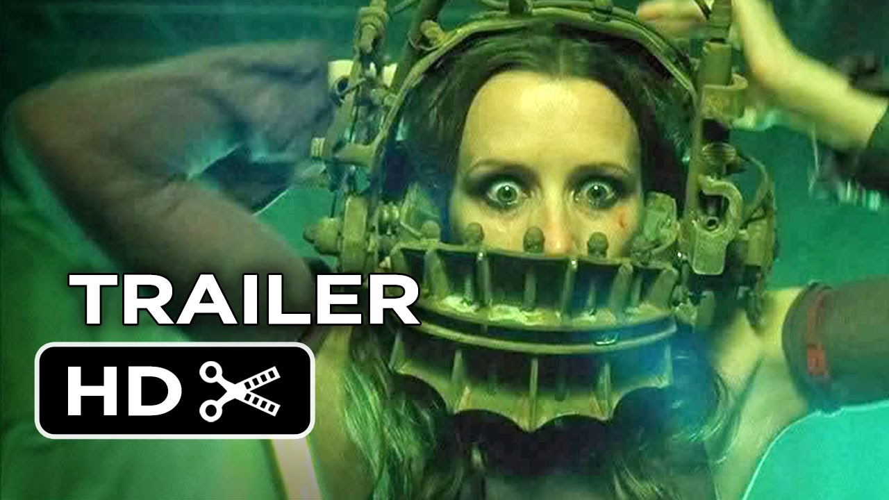 Saw Re-Release Trailer (2014) - James Wan Horror Movie HD