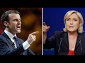 Le Pen, Macron advance to second round of France's election