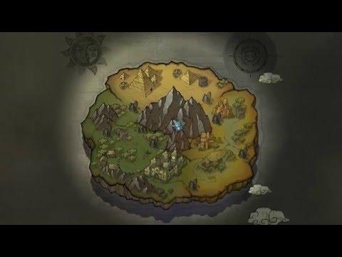 Dungelot: Shattered Lands - First 12 Minutes  