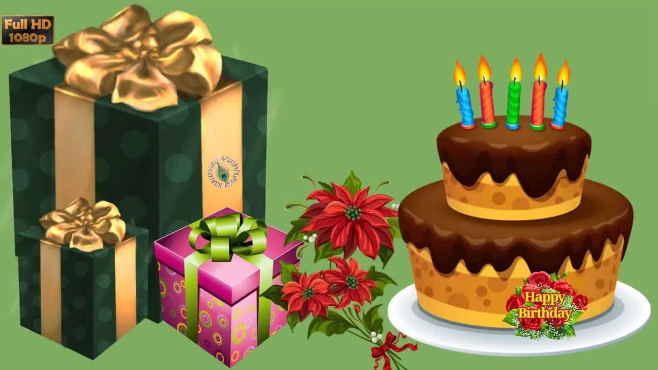 Happy Birthday In French Greetings Messages Ecard Animation Latest Wishes Video