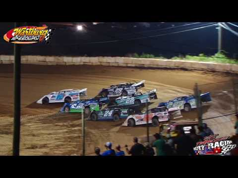 Late Models @ Wartburg Speedway (7-3-18)