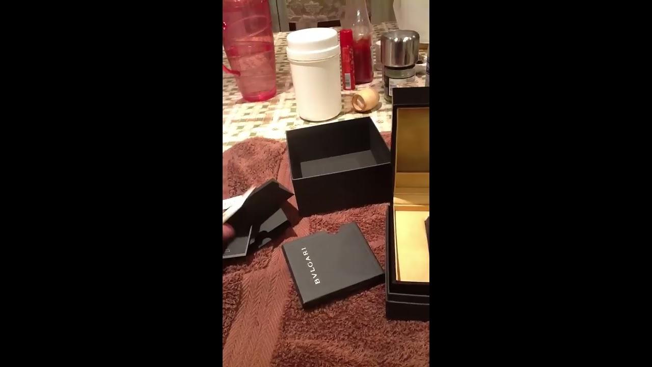 Youtube Automated Cms By Teedeskdev: Bvlgari Diagono Chronograph Automatic