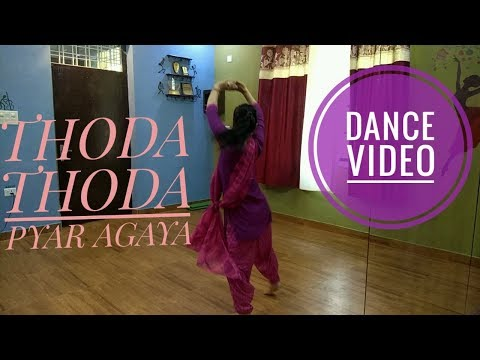 Easy dance moves on Thoda thoda pyar hogaya (Love ajkal)