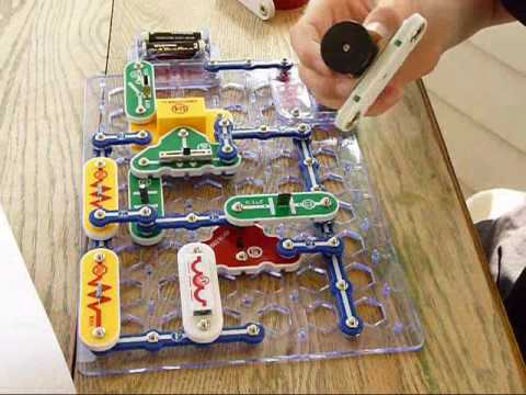 Snap Circuits: Fun and Safe Electricity Projects - YouTube