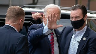 Joe Biden trying to minimise chance of gaffe which 'could derail the campaign'