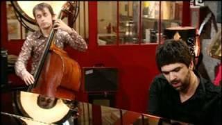Benjamin Moussay trio, Eric Echampard, Arnault Cuisinier