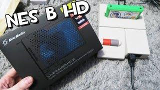 NES в 1080p // Новая плата захвата Avermedia