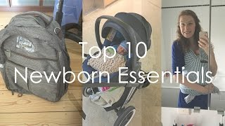 Top 10 Newborn Essentials