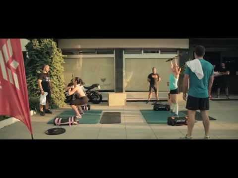 X5 Health Club - Crosspower - Fitness Workout Motivation - World of Gym