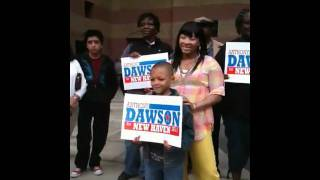Anthony Dawson Running For Mayor of New Haven CT