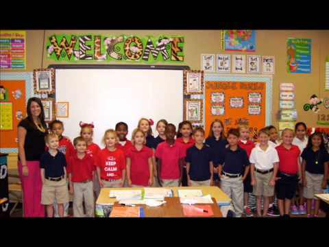 Platt Elementary School 2014 - Mrs. Lewis