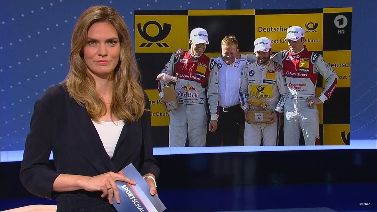 Julia Scharf Sportschau