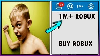 CHILD TRIED TO BUY ROBUX WITH MOTHER'S CREDIT CARD? ROBLOX