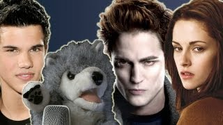 Twilight Breaking Dawn Part 2: NEW Trailer Voice Over!