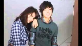 Yoon Eun Hye 윤은혜-Lee Min Ho 이민호-Kim Hyun Joong 김현중