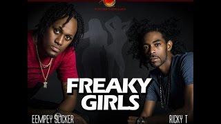 Ricky T featuring Eempey Slicker - Freaky Girls (Soca 2017)