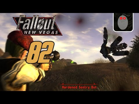 Old Nuclear Test Site - Fallout New Vegas #82