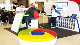 You Might Be Too Old To Work For Google