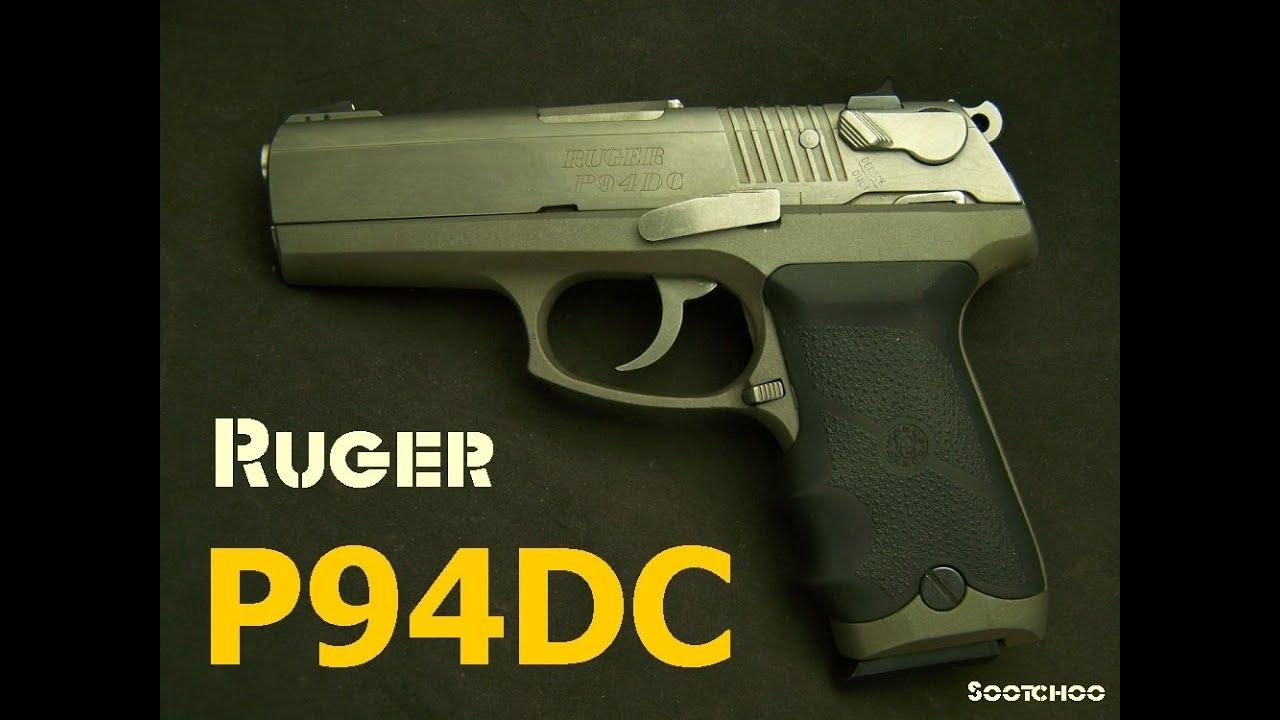 Ruger P94dc Pistol
