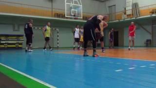 Новая Каховка тренировка баскетбол 25.07.2017 (2 часть)
