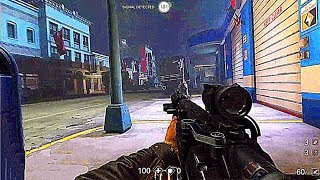 Wolfenstein II: The New Colossus - 80 Minutes of Gameplay (PS4, XBOX ONE, PC) Developer Demo