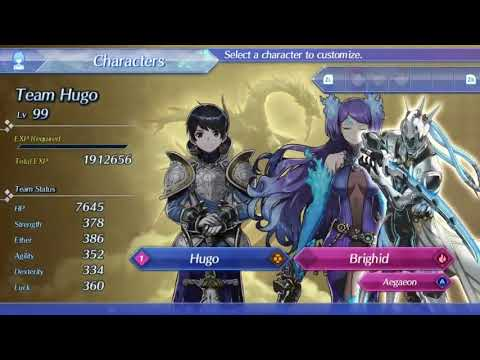 Xenoblade 2 - Torna: Guide to Making Team Hugo Broken (Evasion)