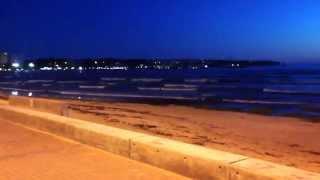 Majorca sea front Al Rena in April !