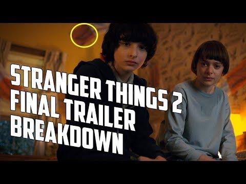 Stranger Things Season 2 Final Trailer Breakdown