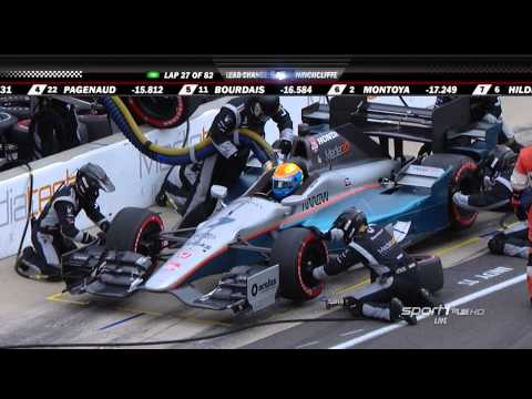 2015 Angie's List Grand Prix of Indianapolis - Verizon IndyCar Series