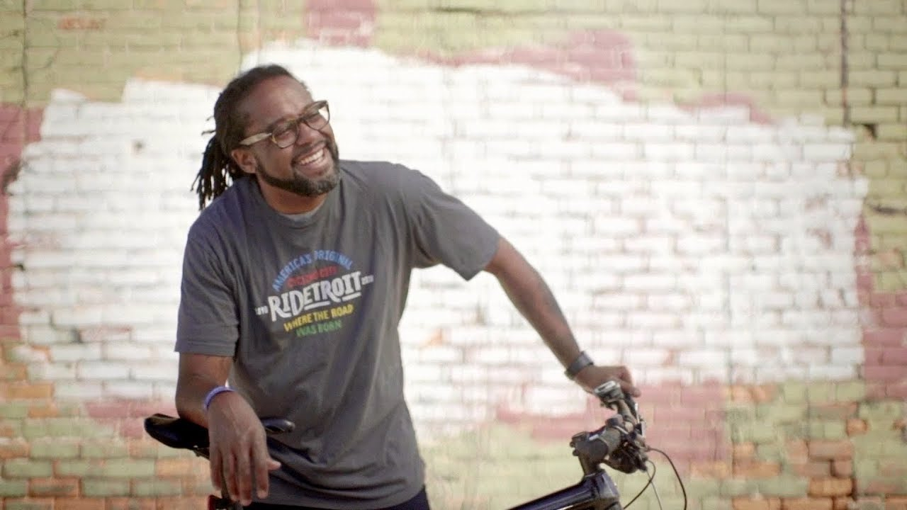 Great Ride Series: Jason Hall - Detroit Slow Roll