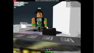 ROBLOX TNA WRESTLING PART2