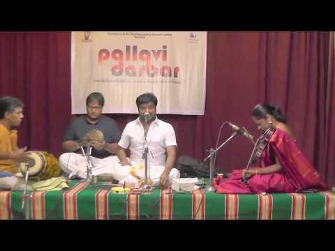Kunnakudi M.Balamuralikrishna l Carnatic  Vocal Concert l Pallavi Darbar  l Raga Sudha Hall