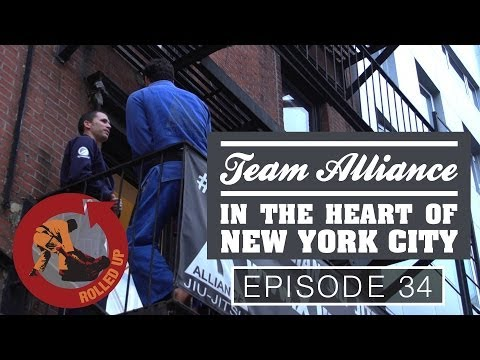 Download Youtube: Rolled Up Episode 34 - Team Alliance in the Heart of NYC