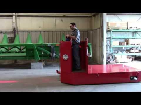 Titan 163511 25000 lb Capacity  Free Range Transporter