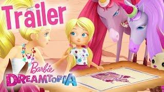 Official Trailer | Dreamtopia: Festival of Fun | @Barbie