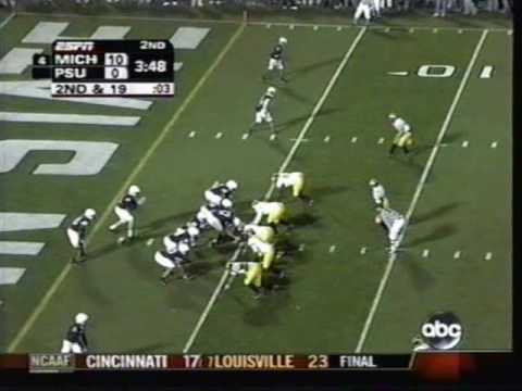 2006: Michigan 17 Penn State 10 (PART 1)