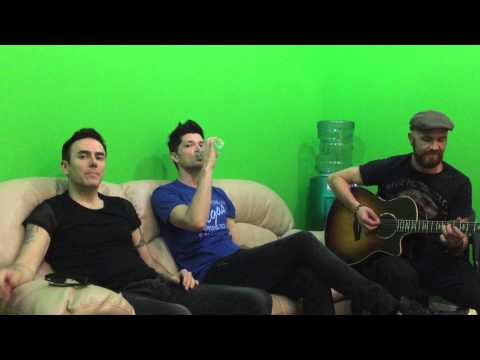 The Script - Green Room Interview
