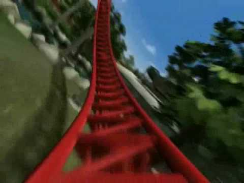 MAVERICK Roller Coaster 2007 - Cedar Point
