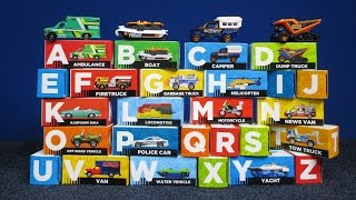 Learning the ABCs with Learning Blox By Matchbox: A Race Grooves Presentation