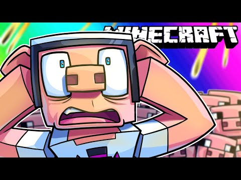 Minecraft Funny Moments - Blowing Up Wildcat's House! (Prank Gone Wrong!)